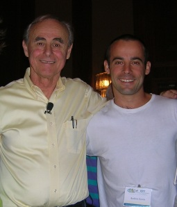 I miei Tutor: Andrew Lewis e Gary Craig